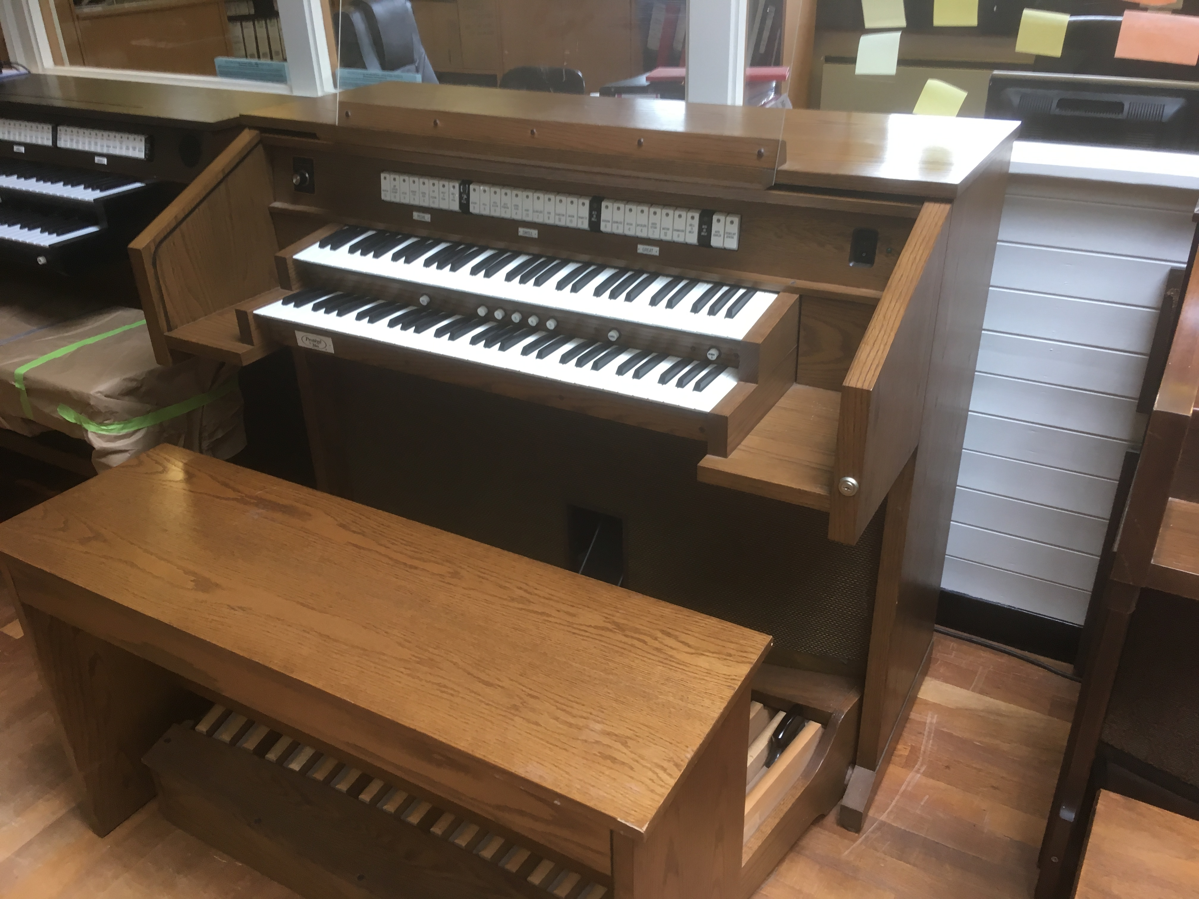 Allen OrgansPre-owned and ex-demonstration organs - Allen Organs